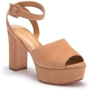 Schutz Tauane Ankle Strap Platform Sandal (Women)