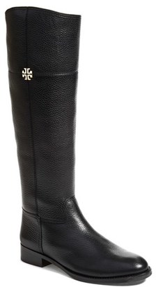 Women's Tory Burch 'Jolie' Riding Boot $495 thestylecure.com