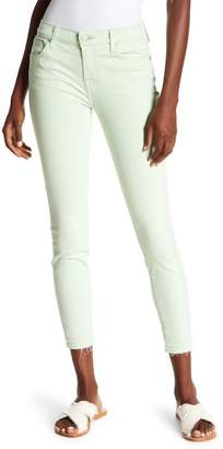 7 For All Mankind Gwenevere Released Hem Skinny Jeans