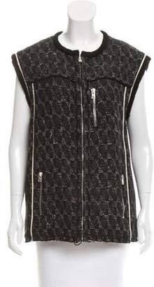 IRO Cooper Bouclé Vest