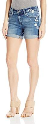Lucky Brand Women's Denim Rollup Short in