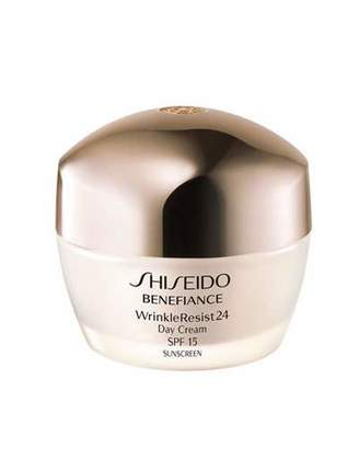 Shiseido Benefiance WrinkleResist24 Day Cream, 50 mL