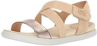 Ecco Women's Women's Damara Crisscross Gladiator Sandal