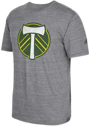 adidas Men Portland Timbers Vintage Too Triblend T-Shirt