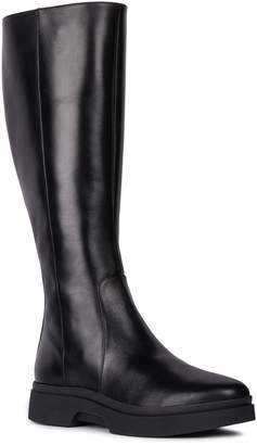 Geox Myluse Knee High Platform Waterproof Boot