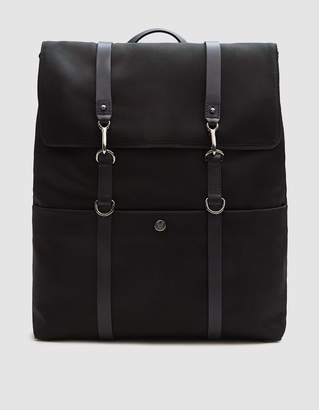 Mismo M/S Backpack in Black/Black