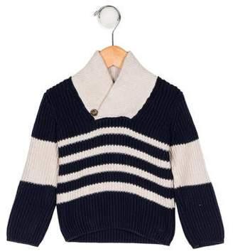 Marie Chantal Boys' Stripe Heavy Sweater
