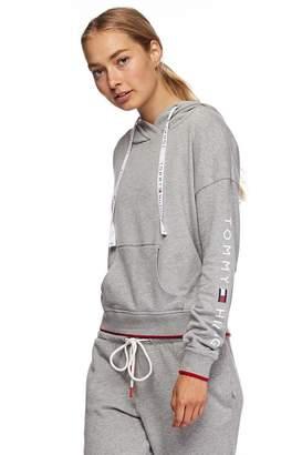 Tommy Hilfiger Women's Logo Drawstring Hoodie