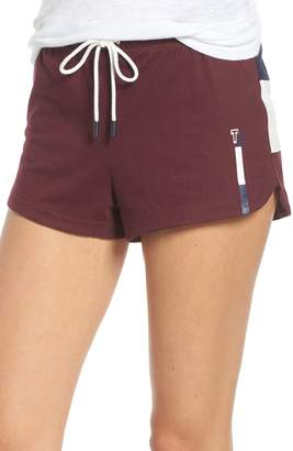 Tommy Hilfiger Stripe Pajama Shorts