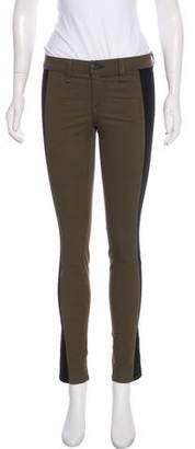 Rag & Bone Contrast Skinny Pants