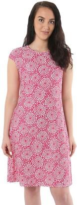 Hudson Women's & Harper Cap-Sleeve Sheath Dress