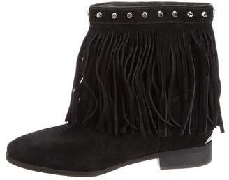 MICHAEL Michael Kors Billy Studded Booties w/ Tags