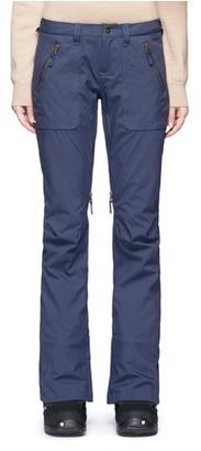 Burton 'Vida' snowboard pants $160 thestylecure.com