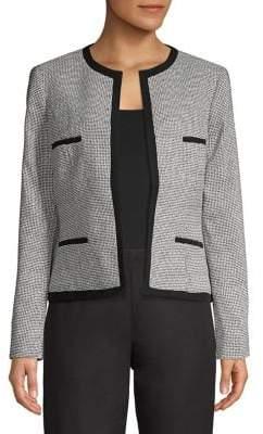Kasper Tweed Check Jacket