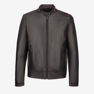Bally CafA Racer Biker Jacket