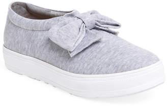 F-Troupe Jersey Bow Slip-On Sneaker