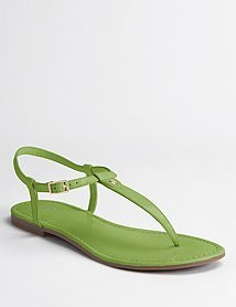 Ronica Patent Sandal
