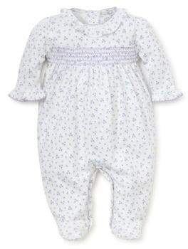 Kissy Kissy Baby's Dream Floral-Print Cotton Footie