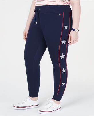 Tommy Hilfiger Plus Size Jogging Pants
