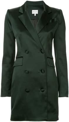 Milly (ミリー) - Milly blazer style mini dress
