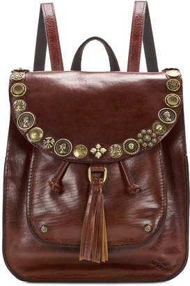 Patricia Nash Renaissance Coin Jovanna Backpack