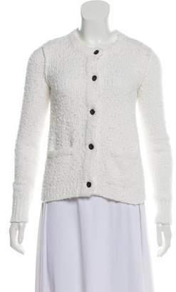 Rag & Bone Knit Button-Up Cardigan