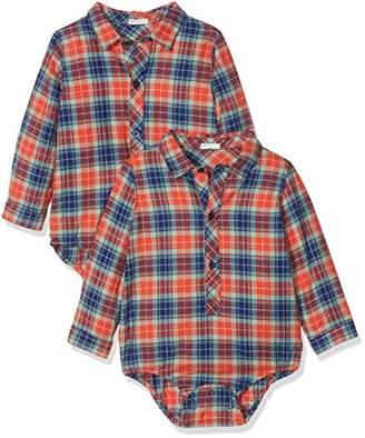 Benetton Baby Boys' Shirt Blouse, ( Check 902)