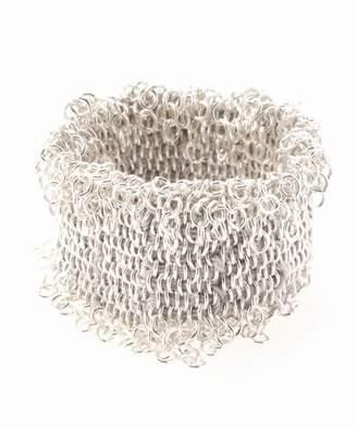 Journal Standard (ジャーナル スタンダード) - journal standard luxe 【17 STEPHANIE SCHNEIDER/17 ステファニーシュナイダー】 silk silver fringes Ring