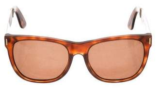 RetroSuperFuture Tortoiseshell Tinted Sunglasses