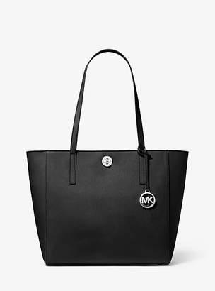 Michael Kors Rivington Large Saffiano Leather Tote Bag