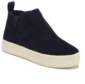 Dolce Vita Tasha Perforated Mid-Top Sneaker