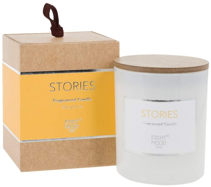Eight Mood Stories Candle (10. 6 OZ)