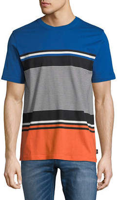 Paul Smith Colourblocked Cotton T-Shirt