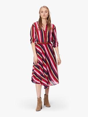 XiRENA Sasha Barcelona Silk Cotton Dress - Seville