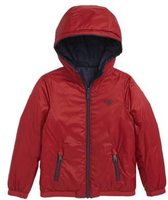 Armani Junior Reversible Nylon Jacket