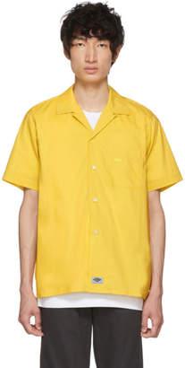 Dickies Construct Yellow Work Shirt