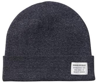 Banana Republic Ribbed-Knit Beanie