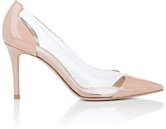 Gianvito Rossi Women's Vernice Patent Leather & PVC Pumps