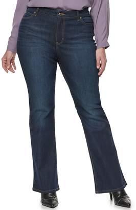 JLO by Jennifer Lopez Plus Size Bootcut Jeans