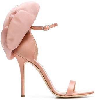 Giuseppe Zanotti rose pumps