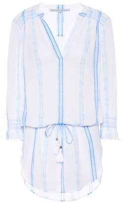 Heidi Klein Gili Islands cotton shirt dress