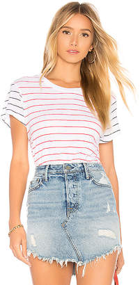 Wildfox Couture Simple Stripe No9 Tee