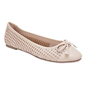 42b593b0d546 Rose Gold Flat Shoes - ShopStyle Australia
