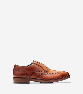 Cole Haan Hamilton Grand Wingtip Oxford