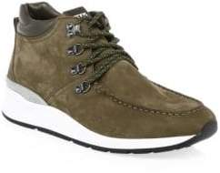 Tod's Leather Hiking Sneakers
