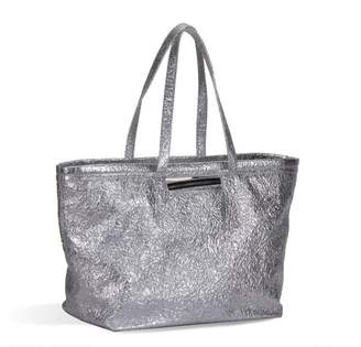 KENDALL + KYLIE TONI TOTE - SILVER