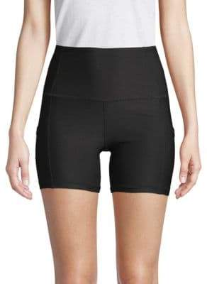 Reebok High-Rise Active Shorts