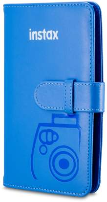 Instax Mini By Fujifilm Cobalt Blue Instax Wallet Album