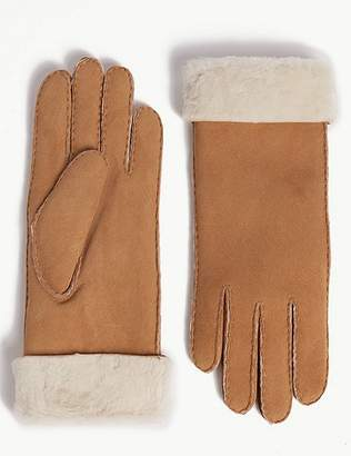 Marks and Spencer Sheepskin Gloves