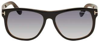 Tom Ford Tortoiseshell FT0236 Sunglasses